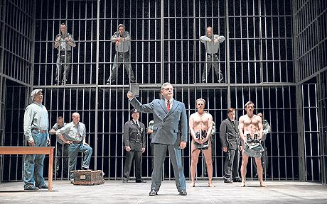 The theatre version of 'The Shawshank Redemption', which is coming to the London stage